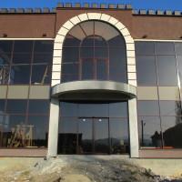 алюмінієві фасади Апша